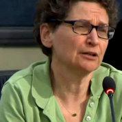 Dr. Sharon Milgram, director, Office of Intramural Training & Education